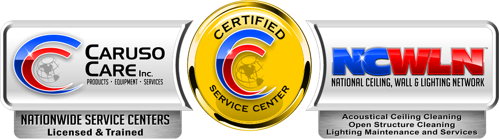 Become a certified service center for the National Ceiling Cleaning Network