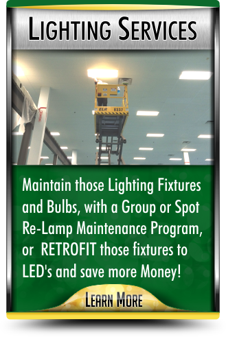 Lighting Maintenance and Lighting Services in Columbus Ohio