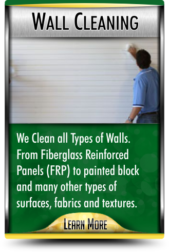 Wall Cleaning Services in Columbus Ohio